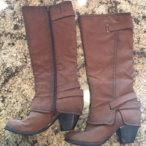 Fergalicious Longshot Boots